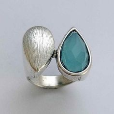 Hey, I found this really awesome Etsy listing at https://www.etsy.com/listing/168416979/sterling-silver-ring-gemstone-ring