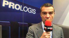 François Rispe, directeur général Europe du Sud de Prologis, analyse les besoins des utilisateurs lors de la Sitl 2014.