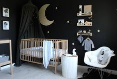 mcgizzles projectnursery theworkspacestylist thedesignfiles ebandthebear littlelibertyrooms thislittlehouse… - ALL ABOUT Baby Boy Rooms, Baby Bedroom, Baby Boy Nurseries, Gray Nurseries, Baby Boys, Baby Nursery Decor, Baby Decor, Nursery Room, Dark Gray Nursery