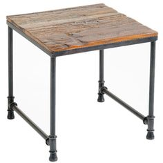 Found it at Wayfair - Saal End Table