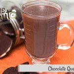 Chocolate Quente de Nutella