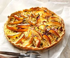 Apfel-Petersilienwurzel-Wähe Ratatouille, No Bake Cake, Apple Pie, Ethnic Recipes, Desserts, Baking Cakes, Pastries, Food, Chocolate