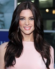 Ashley Greene - great hair