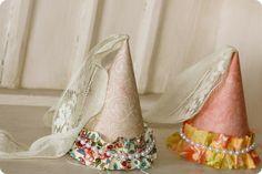 princess party hats.