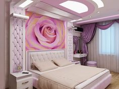 For high quality decor ideas & inspiration Indian Bedroom Design, Simple Bedroom Design, Bedroom Bed Design, Ceiling Design Living Room, Bedroom False Ceiling Design, Interior Design Companies, Decor Interior Design, Bedroom Decor For Teen Girls, Luxurious Bedrooms