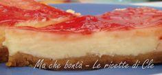 Cheese Cake Semplice. #ricetta di @wondercle Cheesecake, Desserts, Food, Tailgate Desserts, Deserts, Cheesecakes, Essen, Postres, Meals