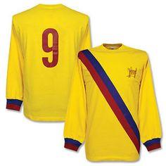 Johan Cruyff Barcelona 1970s shirt Football Memorabilia 68fba5a85