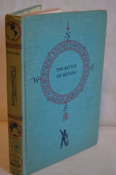 BOOK SALE Vintage Hardback Book The Battle of by FloridaFinders, $5.00
