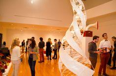 SONIC VIGNETTES – ELGIN ARTS CENTER 2013 - Specimen Products - Ian Schneller exhibit at Elgin Arts Center