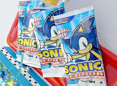 Sonic the Hedgehog Birthday Party Ideas | Photo 28 of 36 | Catch My Party