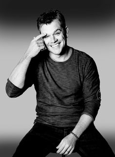 MATT DAMON.......I have recently begun to really look at this man and he is beautiful.