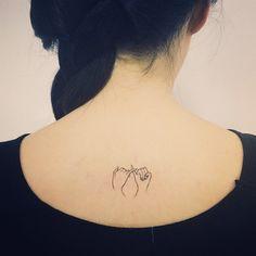 """"""": Promise  #tattoo #tattooistdoy #tattooworkers #tattooistartmagazine #tattooinkspiration #skin_tattoos #inkstinctsubmission #minitattoo #타투 #타투이스트도이"""""""