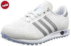 adidas Damen LA Trainer EM Sneakers, Weiß (Ftwr White/Silver Met./Clear Sky), 36 EU - Adidas sneaker (*Partner-Link)
