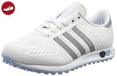 sneakers for cheap 8522e 9f30f adidas Damen LA Trainer EM Sneakers, Weiß (Ftwr White Silver Met.