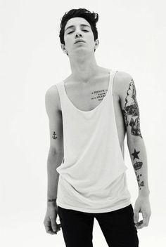 men tattoo | Tumblr