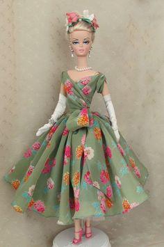 Silkstone Barbie High Tea and Savories