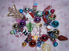 Christmas Bracelet/ Holiday bracelet/ Holiday/ by beadiebracelet