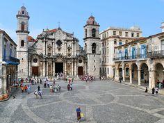 Stroll Around Old Havana