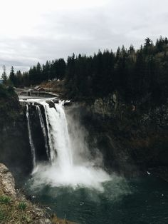 Snoqualmie fall #2015