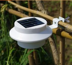 how to portable solar lights work in the garden