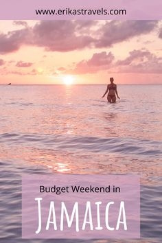 Want to travel to Jamaica? This guide will tell you how to travel to Montego Bay and Negril on a three day budget getaway. Tips include where to stay in Negril, where to eat in Negril and things to do on your Jamaica vacation. Jamaica Travel, Jamaica Beach, Jamaica Vacation, Asia Travel, Visit Jamaica, Uganda Travel, Montego Bay Jamaica, Wanderlust Travel, Caribbean Vacations