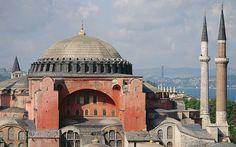 16: Hagia sophia, Istanbul  Picture: ALAMY