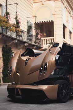 "artoftheautomobile: ""Pagani Huayra (Credit: SpeedHunters) """