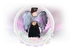 """Angel..."" by jovanax97 ❤ liked on Polyvore featuring art"