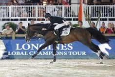 Equestrian: Jumping
