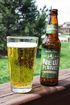 No Gluten, No Problem: Review: New Planet Beer's Belgian and Amber Ales