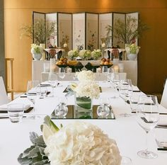 Seoul, Table Settings, Japan, Decoration, Party, Flowers, Wedding, Decor, Valentines Day Weddings
