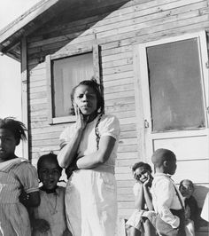 Sharecroppers children. February, 1939 | by Dorothea Lange, Farm Security Administration.