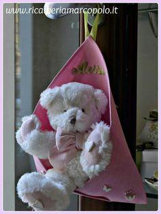 #teddybear  for a little girl! #ricameria