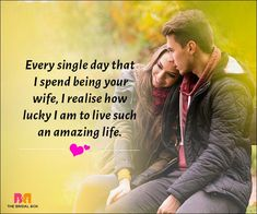 Love Messages For Husband - Every Single Day