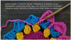 Cómo Tejer Flor Mandala Fácil Crochet / DIY | Paso a Paso Crochet Diy, Crochet Motif, Crochet Flowers, Crochet Patterns, Crochet Curtains, Crochet Videos, Floral Motif, Crochet Projects, Crochet Necklace