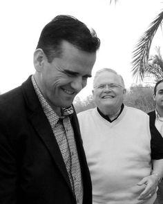 Pastors John and Matthew Hagee in Israel