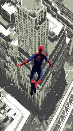 The Amazing Spider-Man 2 Phone Wallpaper Comics Spiderman, Marvel Comics Superheroes, Marvel Vs, Marvel Characters, Marvel Heroes, Comic Wallpaper, Deadpool Wallpaper, Marvel Wallpaper, Mysterio Marvel
