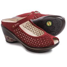 0c63a2580285 Jambu Journey Encore Wedge Shoes - Nubuck (For Women)