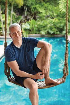 Anderson Cooper's Breathtaking Hideaway Will Make You Want to Move to Brazil