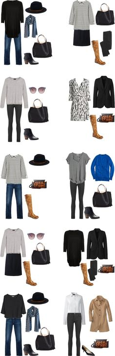 What to Wear in Vienna Outfits 11-20 #travellight #packinglight #traveltips #travel