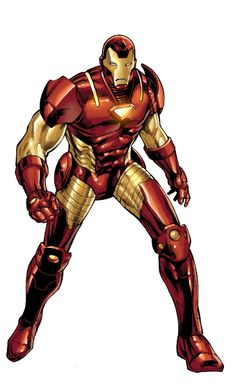 Iron Man Armor Model 20 by Carlo Pagulayan