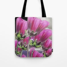 Buy Purple flowers (4) Tote Bag by maryberg. Worldwide shipping available at Society6.com. Just one of millions of high quality products available.