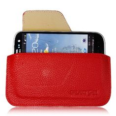 Grizzly Gadget is the online leader for trendy gadgets and electronics Galaxy S3 Cases, Samsung Galaxy S3, Leather Material, Leather Accessories, Leather Case, How To Look Better, Smartphone, Pouch, Times