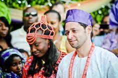Jewish African Wedding