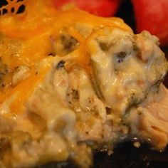 Crock Pot Chicken Divan