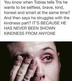 Except Tris