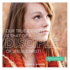 Mormon Quotes, Lds Quotes, True Quotes, General Conference Quotes, Youth Conference, Believe, Church Quotes, Saint Quotes, True Identity