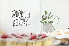Impressions from the Guerilla Bakery to be found in sisterMAG N°6. Photo: @ Guerilla Bakery