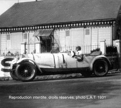 le mans 1931 mercedes benz ssk 1