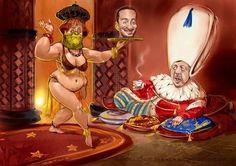Warum sich die Bundeskanzlerin Angela Merkel in der Causa Böhmermann selbst STRAFBAR gemacht hat!